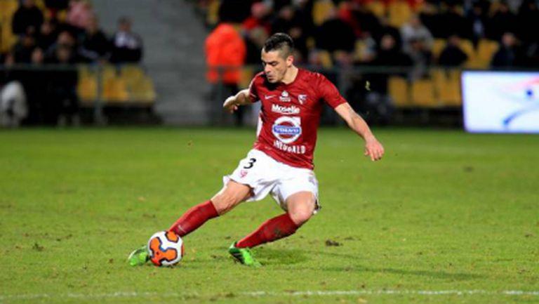 Ботев (Пловдив) очаква футболист от Метц
