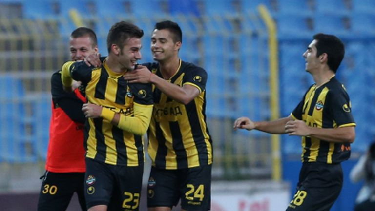 Ботев Пловдив ще играе контрола срещу Раковски