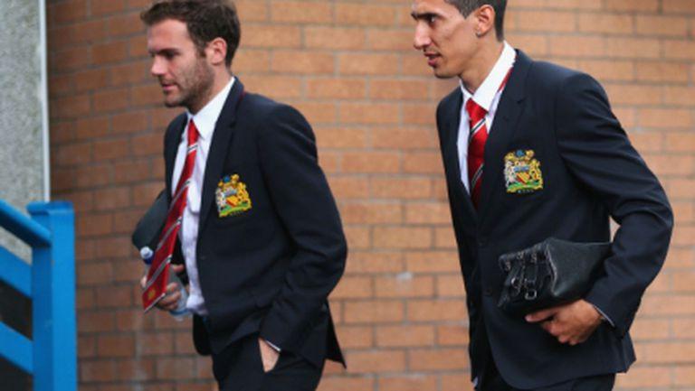 Юнайтед може да продаде Мата през януари