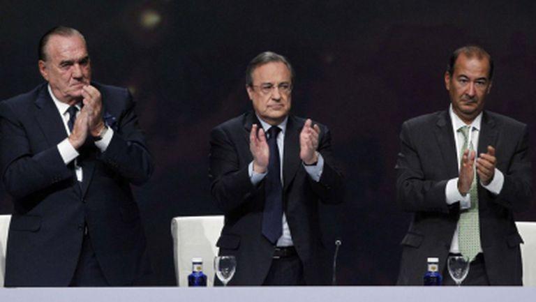 Перес: Икер е най-добрият вратар в историята на Реал Мадрид