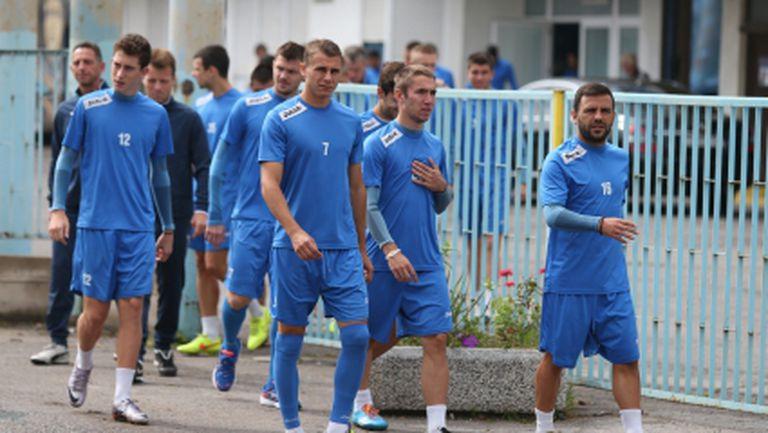 Групата на Левски за Варна - куп титуляри получават почивка