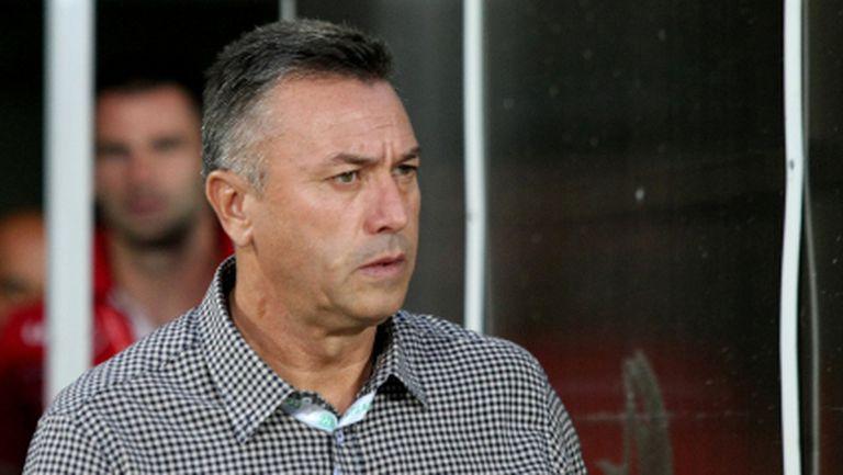 Матушев: Добре е, че отиваме на Ботев след категоричен успех