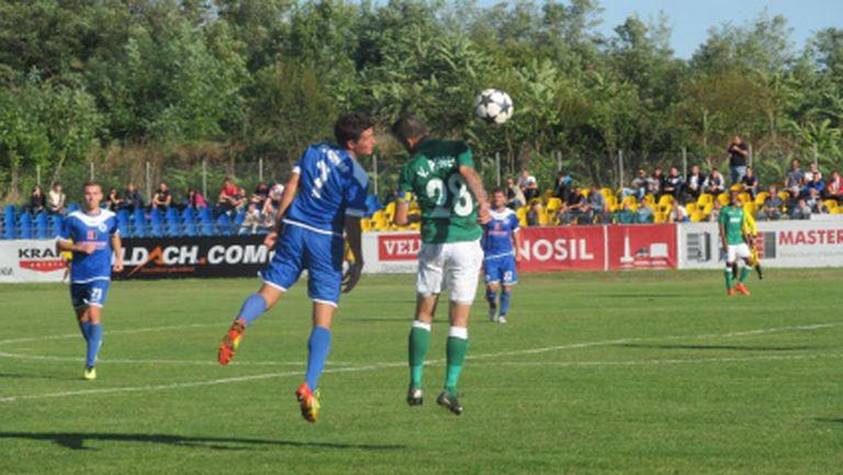 Преди битката с ЦСКА - Берое с победа като гост за купата на България