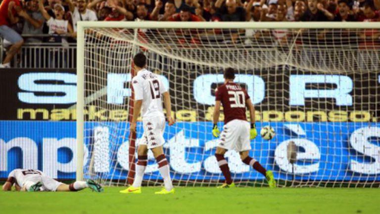 Куалярела носи първа победа на Торино