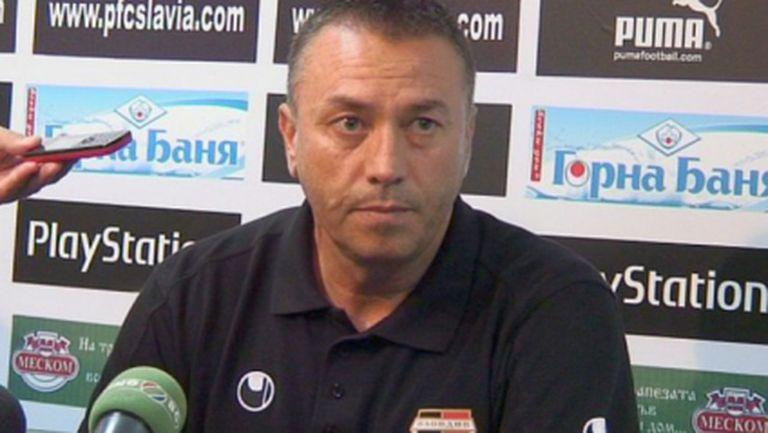 Матушев: В Локомотив осъзнаваме заряда на дербито