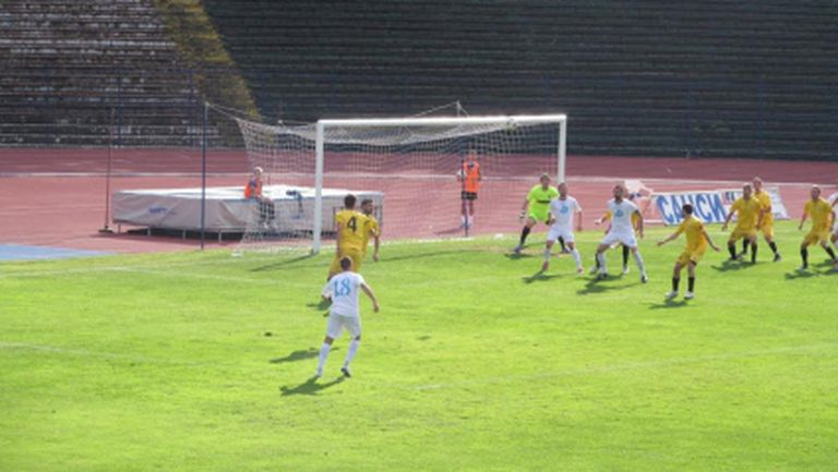 Красимир Манолов: Мястото на Дунав е в професионалния футбол