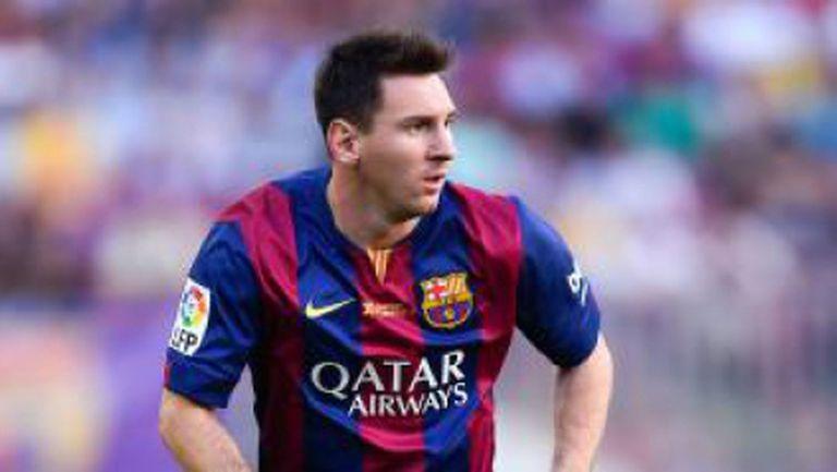 Меси само на три гола от голмайсторския рекорд в Примера