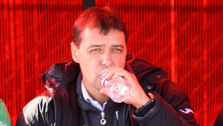 Хубчев: Повече от заслужена победа