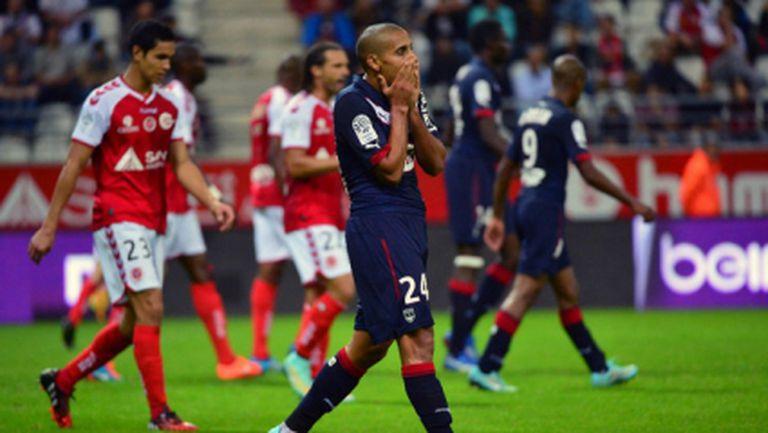 Слабак попречи на Бордо да поведе в Лига 1 (видео)
