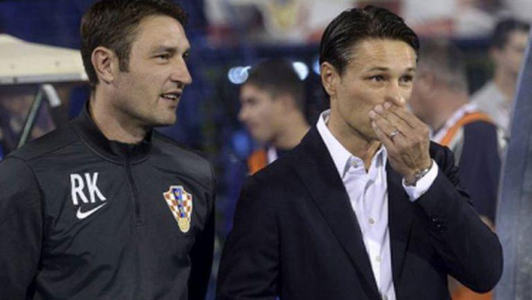 Нико Ковач за своите футболисти: По цял ден са в социалните мрежи!