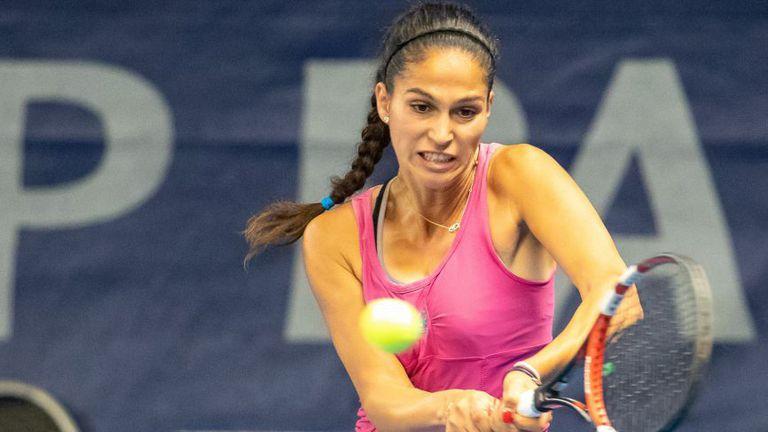 Шиникова се класира на четвъртфинал в Севиля