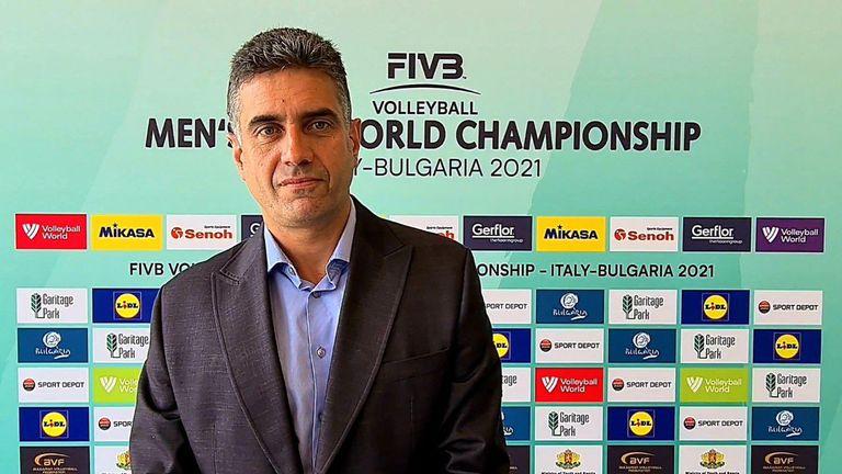 Давид Давидов: Амбицията ни е да покажем доброто бъдеще на мъжкия волейбол в България