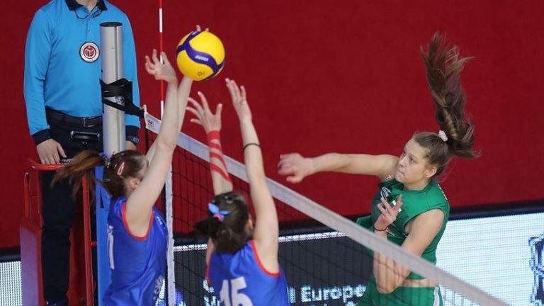 БФ Волейбол обявява конкурс за селекционер на национален отбор за девойки U18