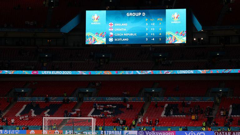 """Англия намери начин да спаси финала на """"Уембли"""""""