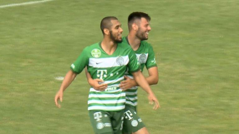Ференцварош отново поведе с 2 гола на Лудогорец