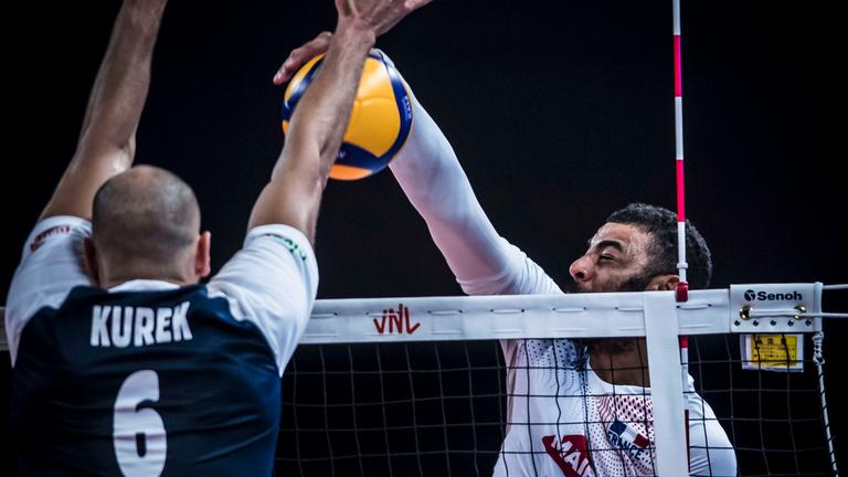 Франция удари световния шампион Полша и се класира на полуфинал в Лигата на нациите