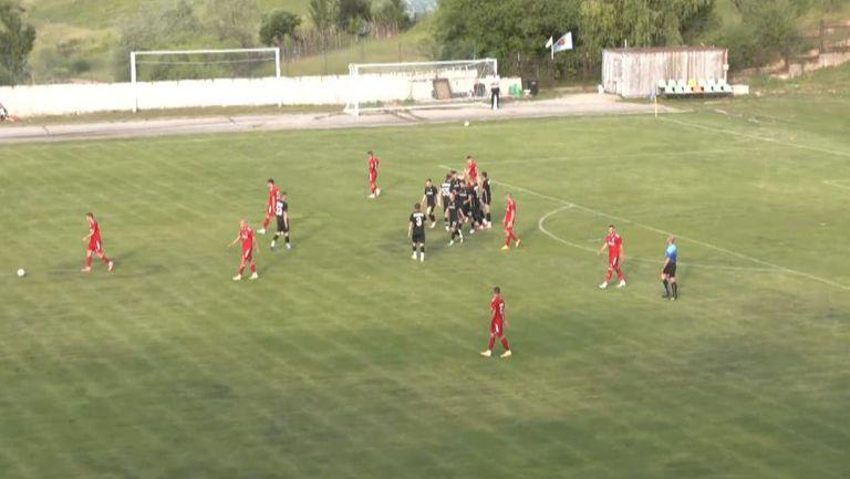 Тасев направи резултата 3:1 в полза на Славия