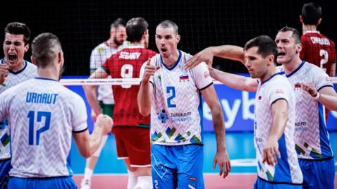 Словения нанесе на България 13-а загуба в Лигата на нациите