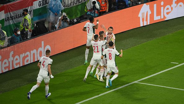 ПП Германия - Унгария 0:1