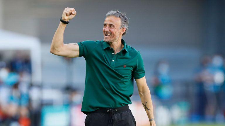 Луис Енрике: След тази победа ще видите най-доброто от нас