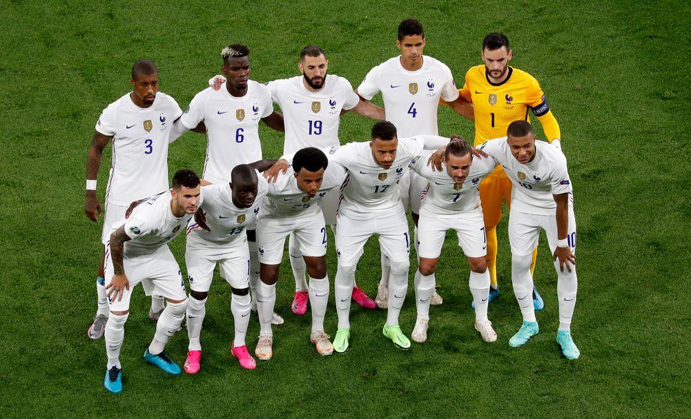 Португалия - Франция