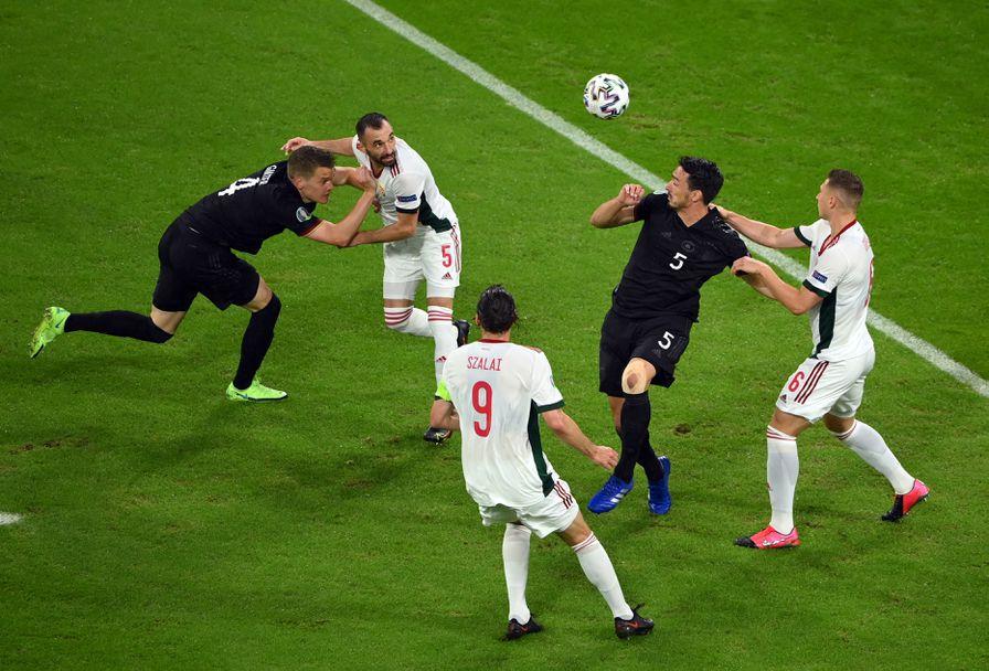 Германия - Унгария