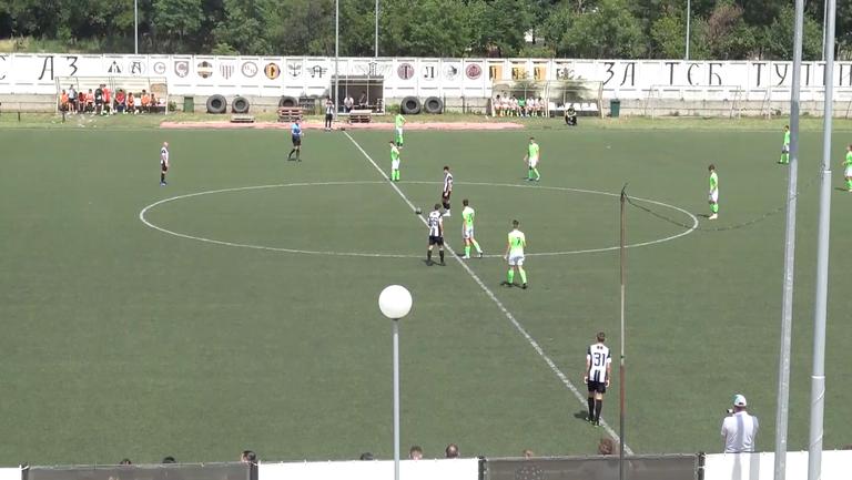 (U15) Локомотив (Пловдив) - Национал 2:2