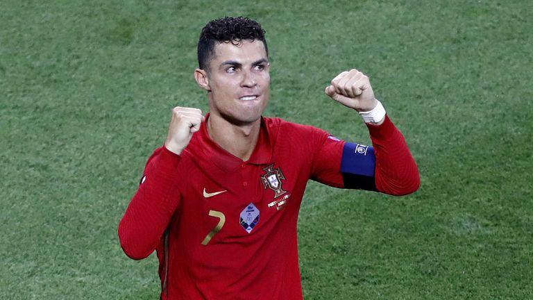 Роналдо подобри нов рекорд