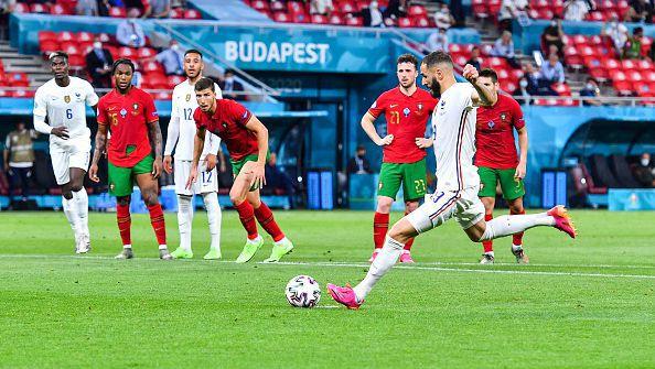 Мбапе спечели дузпа за Франция и Бензема вкара за 1:1