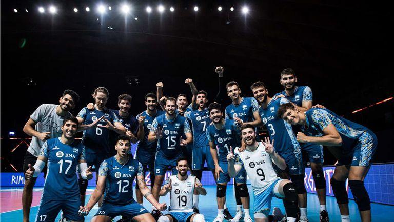 Аржентина излъга Иран в последния си мач в Римини