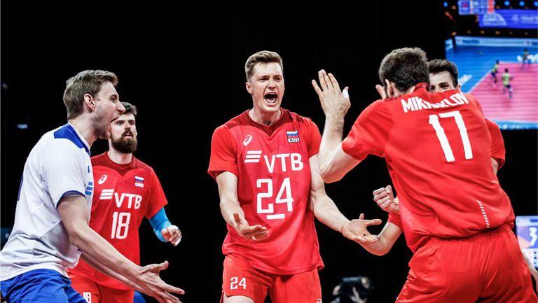 Русия би Бразилия в мач за чест