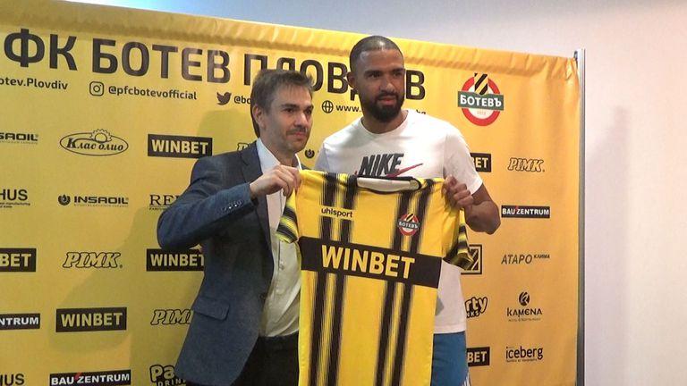 Ботев (Пловдив) със сериозен трансфер, представи Самуел Супрайен