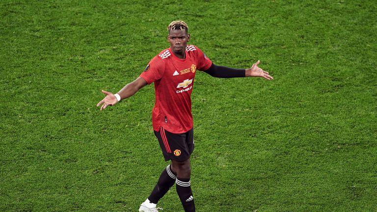 Погба е отхвърлил предложение за нов договор от Ман Юнайтед и се приближава към изхода