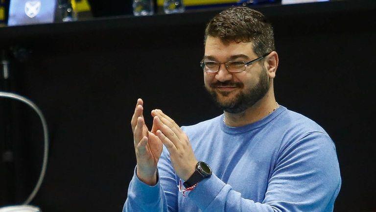 Лазар Лазаров: Надявам се да изградим добър колектив, в който всички да си помагат