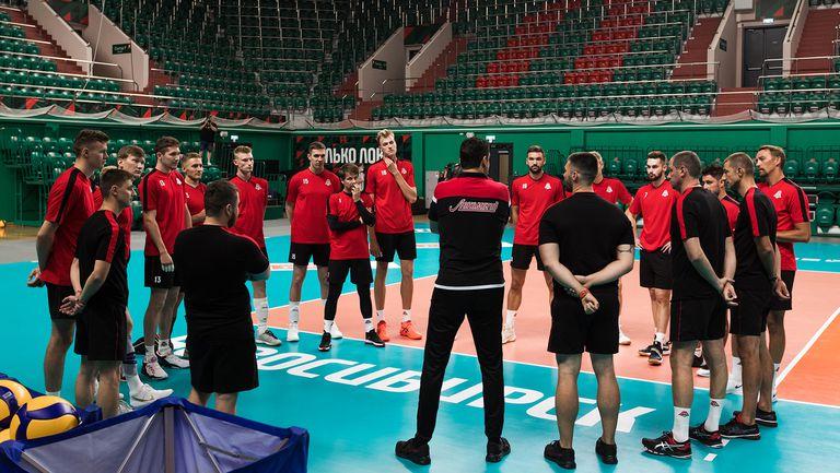 Пламен Константинов започна подготовка с Локомотив (Новосибирск)