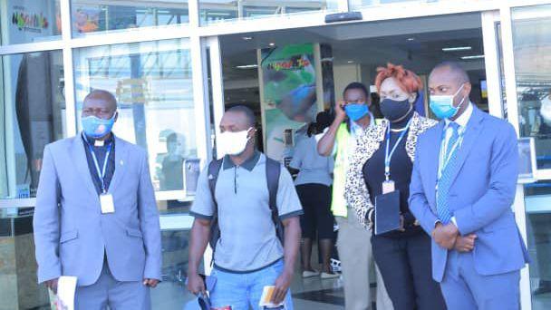 Беглецът от Уганда открит и върнат у дома си