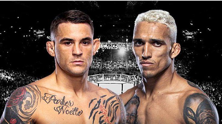 Гласят Оливейра срещу Порие за UFC 269