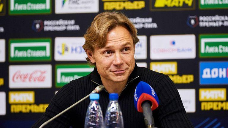 Официално: Карпин ще води едновременно Русия и Ростов