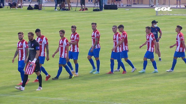 Нумансия - Атлетико Мадрид 5:6 (дузпи)