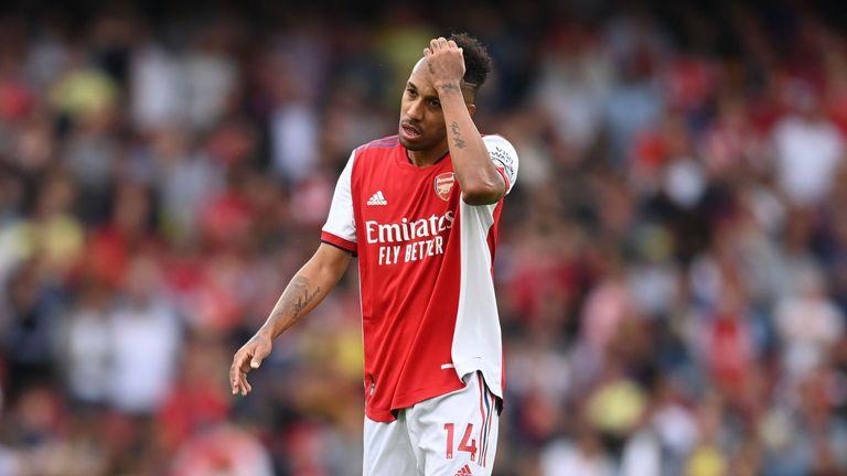 Арсенал няма да спира Обамеянг при добра оферта