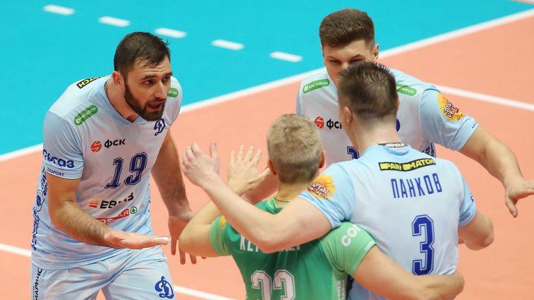 Цветан Соколов заби 18 точки! Динамо (Москва) удари Зенит (Санкт Петербург) за Купата на Русия 🏐