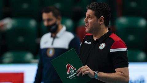 Пламен Константинов изведе Локомотив (Новосибирск) до 6-а поредна победа за Купата на Русия