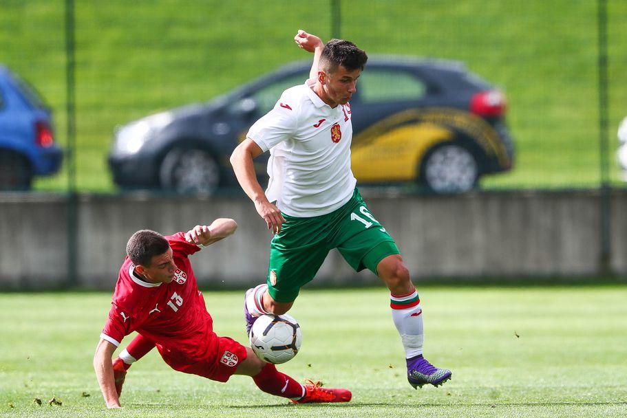 България U16 - Сърбия U16