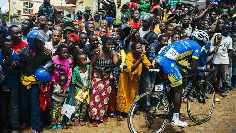 Руанда ще приеме за първи път световно първенство по колоездене