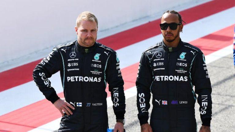 Ботас коментира борбата за титлата във Формула 1