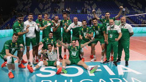 България тръгна с чиста победа над Бахрейн на Мондиал 2021 в София🏐