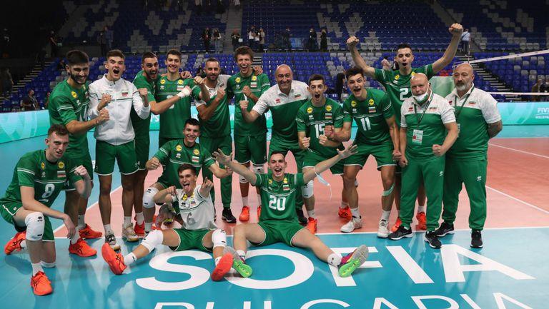 България тръгна с чиста победа над Бахрейн на Мондиал 2021 в София