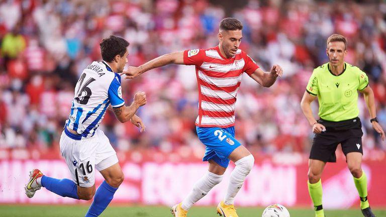 Гранада - Реал Сосиедад 2:3