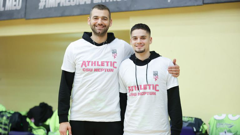 Силен дебют за Павел Маринов в Румъния