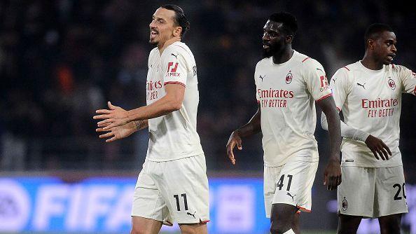 Златан си вкара автогол, но след това се реваншира и Милан все пак победи Болоня с 4:2